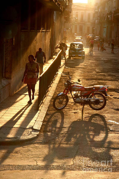Wall Art - Photograph - Old Havana by Simon Tonge