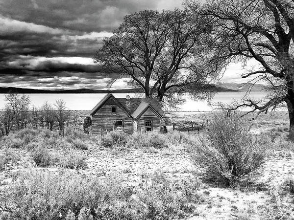 Wall Art - Photograph - Old Homestead At Honey Lake by Dominic Piperata