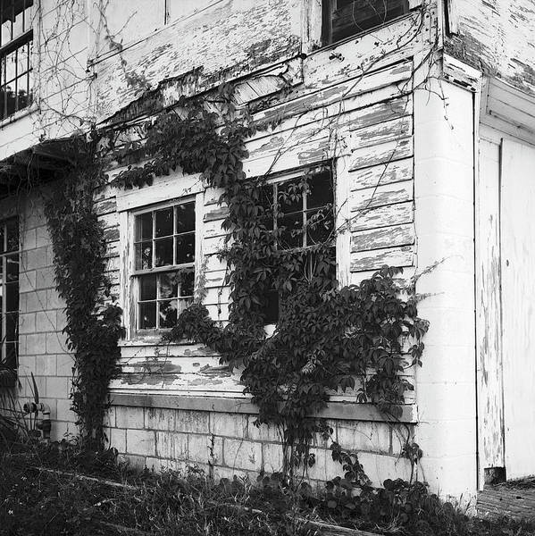 Wall Art - Photograph - Old House - 051902 by Rudy Umans