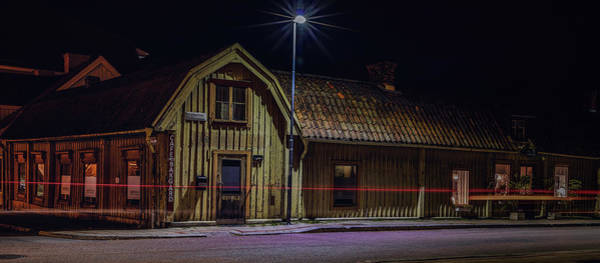Photograph - Old House #i0 by Leif Sohlman