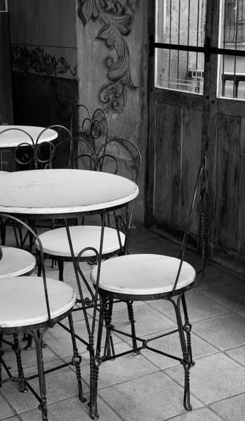 Ice Cream Photograph - Old Ice Cream Parlor by Maryann Flick