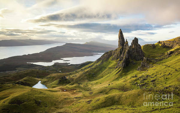 Wall Art - Photograph - Old Man Of Storr by Marco Grassi / 500px