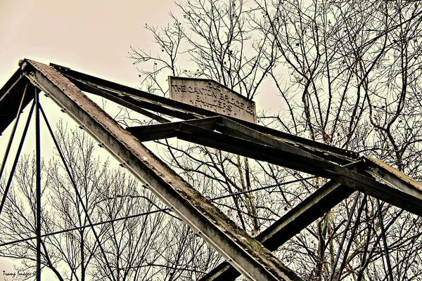 Photograph - Old Metal 2 by Wesley Nesbitt