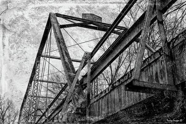 Photograph - Old Metal by Wesley Nesbitt