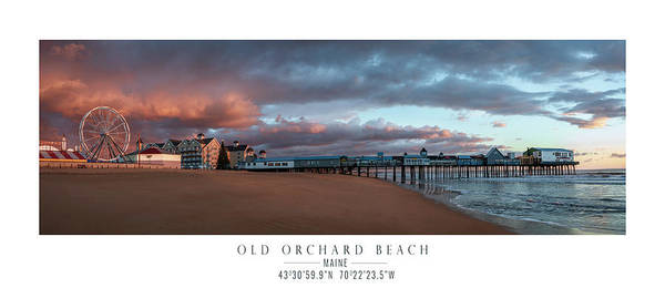Orchard Beach Photograph - Old Orchard by Chad Tracy