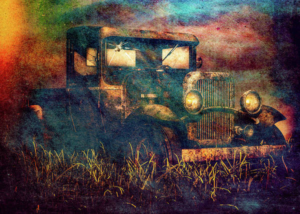 Painting - Old Pickup by Bob Orsillo