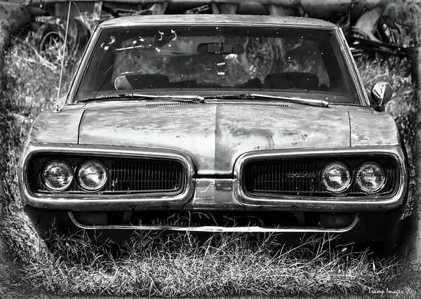 Photograph - Old Pontiac by Wesley Nesbitt