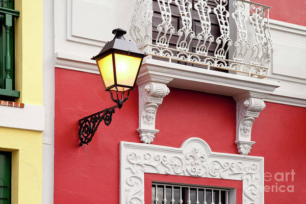 Photograph - Old San Juan Colors by Brian Jannsen