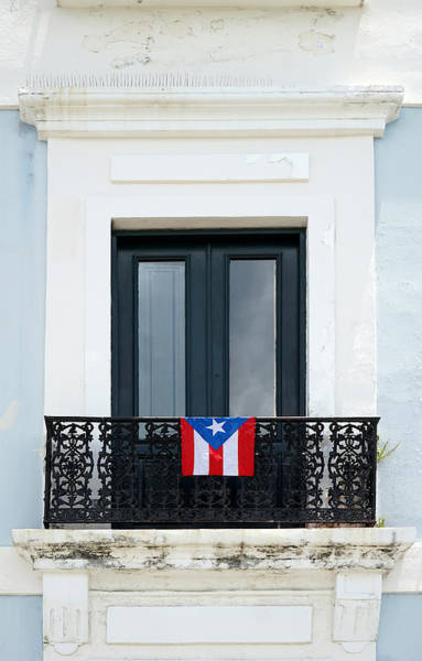 Photograph - Old San Juan - Window by Richard Reeve