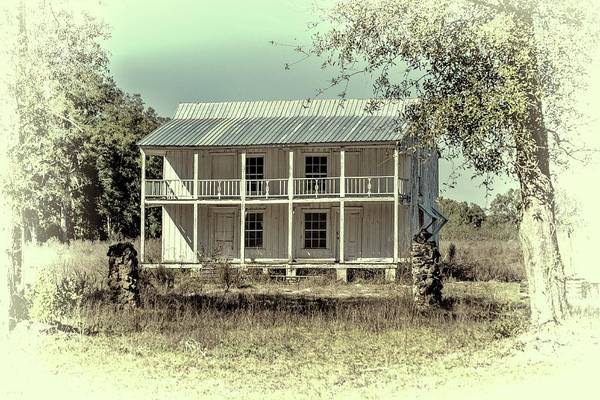 Wall Art - Photograph - Old Southern Charm  by Louis Ferreira