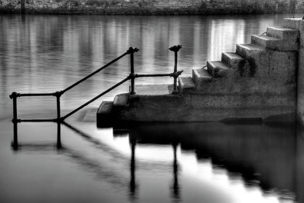 Bilbao Photograph - Old Stairway by Ander Aguirre Photography