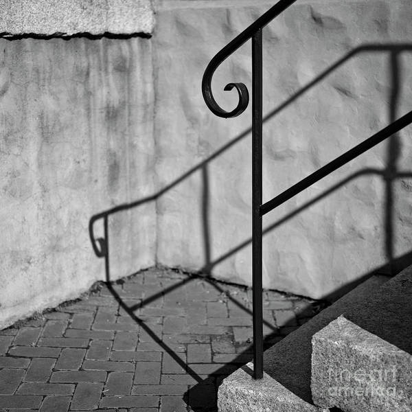 Photograph - Old Steps by Patrick M Lynch