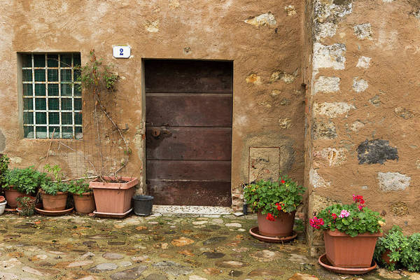 Mfa Wall Art - Photograph - Old Stone House In Tuscany by Iris Richardson