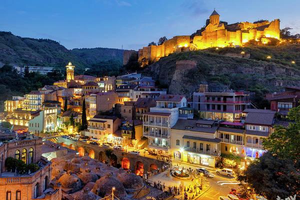 Photograph - Old Tbilisi by Fabrizio Troiani