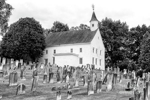 Photograph - Old Tennent Church Manalapan by John Rizzuto