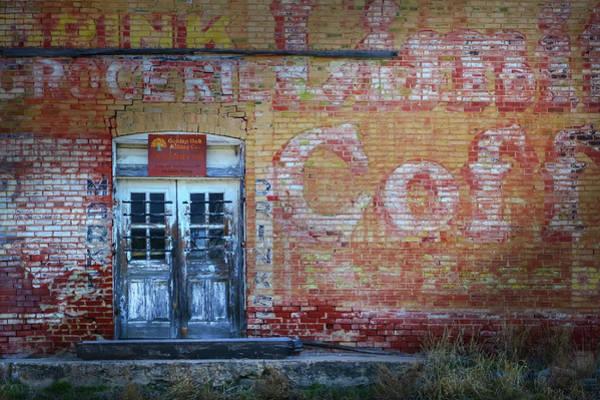 Photograph - Old Texas Mercantile by Harriet Feagin