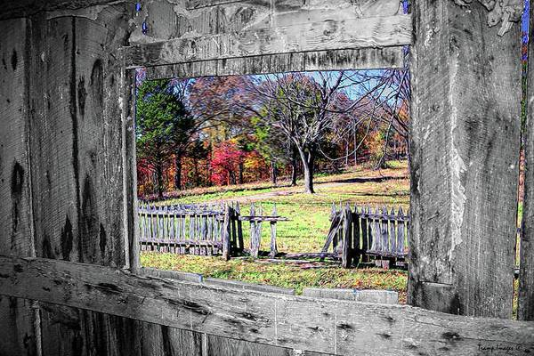 Photograph - Old Time View by Wesley Nesbitt