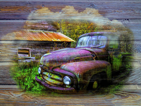 Wall Art - Photograph - Old-timey by Debra and Dave Vanderlaan