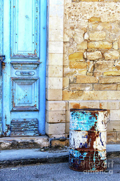 Photograph - Old Town Limassol Cyprus by John Rizzuto