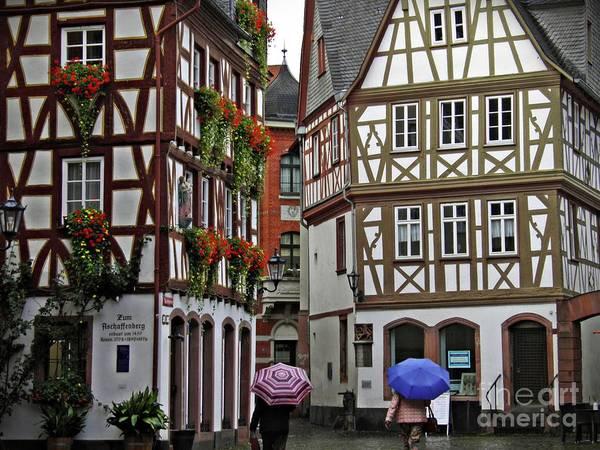 Sarah Loft - Old Town Mainz 2