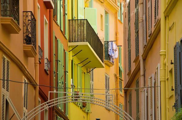 Monaco Photograph - Old Town, Monte Carlo, Monaco by Donovan Reese