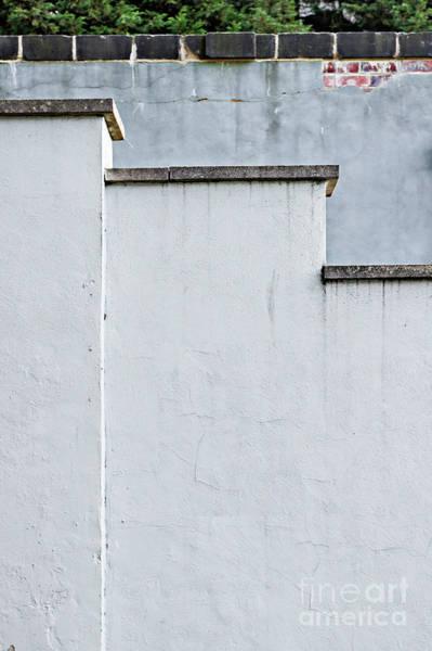 Wall Art - Photograph - Old Wall Pattern by Tom Gowanlock