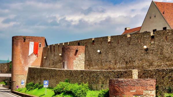 Photograph - Old Walls Of Bratislava by Fabrizio Troiani