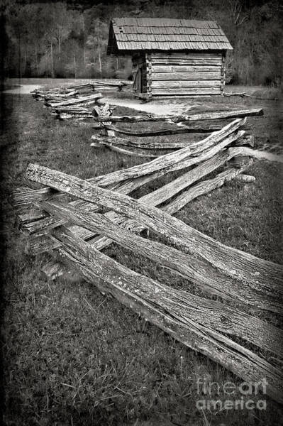 Wall Art - Photograph - Old West Rustic Panorama by Stefano Senise