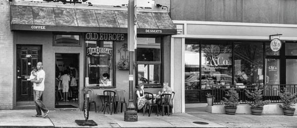 Photograph - Old World Asheville by Sharon Popek