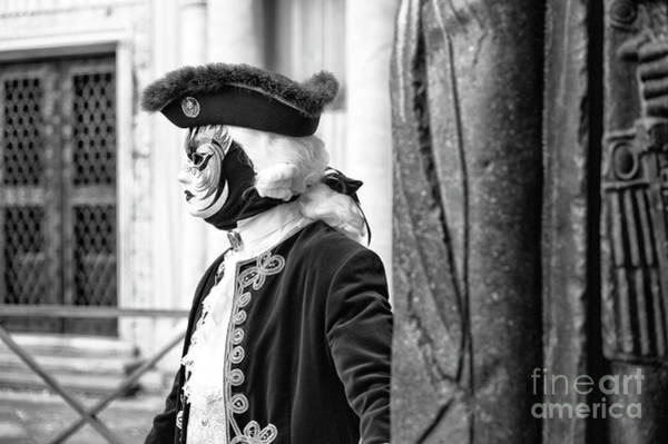 Photograph - Old World Carnival In Venice by John Rizzuto