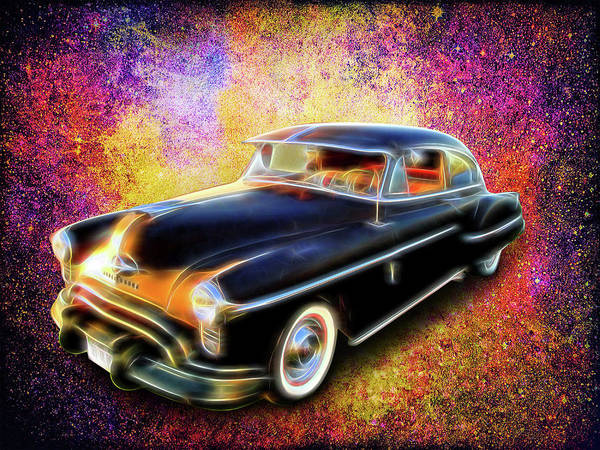 Digital Art - Olds by Rick Wicker