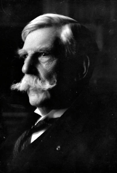 Wall Art - Photograph - Oliver Wendell Jr. Holmes by Time Life Pictures