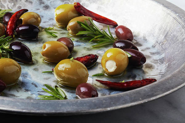 Wall Art - Photograph - Olives by James And James