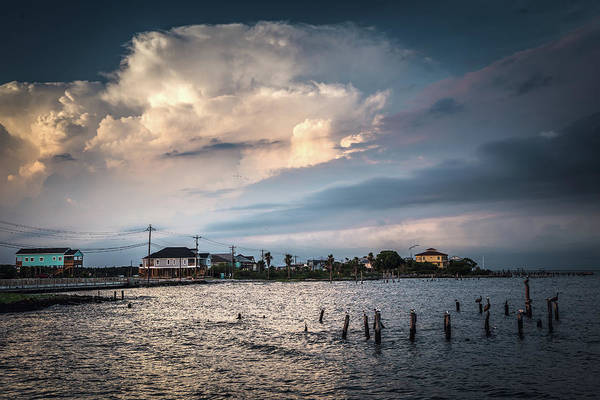 Wall Art - Photograph - Ominous Sky by Tom Weisbrook