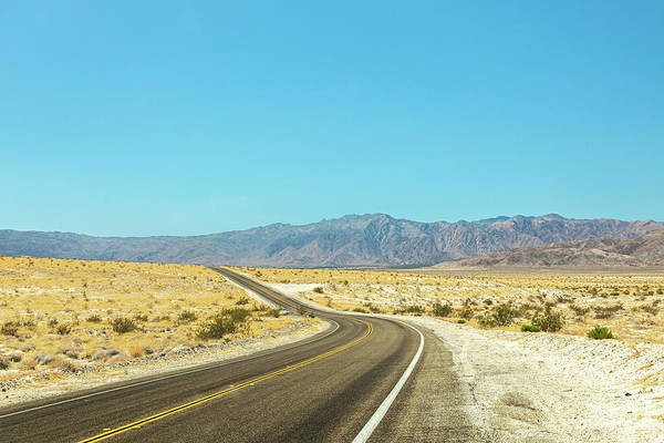 Photograph - On A Dark Desert Highway II by Peter Tellone