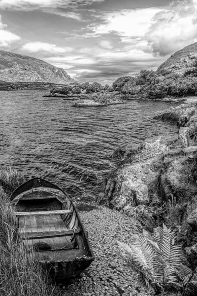 Photograph - On A Lake Of Dark Waters by Debra and Dave Vanderlaan