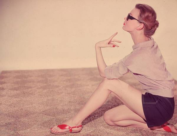 Photograph - On The Beaches by Chaloner Woods