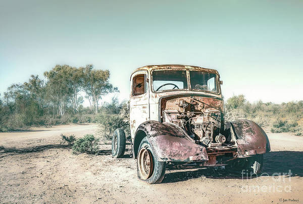 Wall Art - Photograph - On The Edge Of Town 2 by Jan Pudney