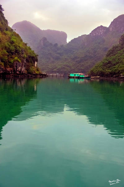 Wall Art - Photograph - On Halong Bay, Vietnam by Madeline Ellis