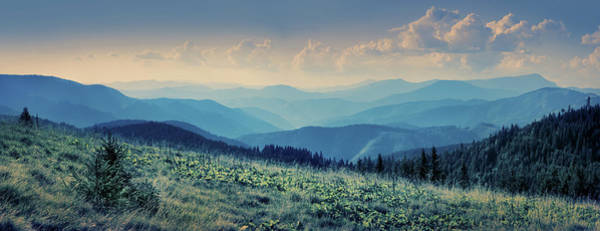 Wall Art - Photograph - On The Mountain Vastness. by Valeriy Bekeshko