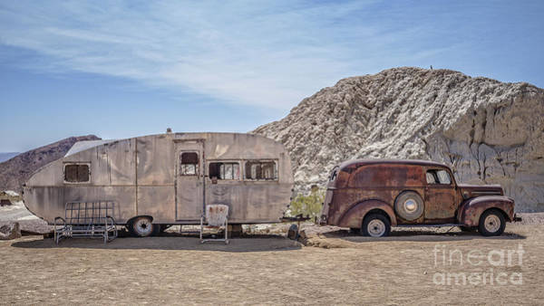 Photograph - On The Road Again by Edward Fielding