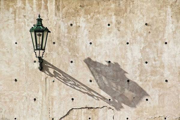 Wall Art - Photograph - On The Streets Of Prague - 4 by Hany J