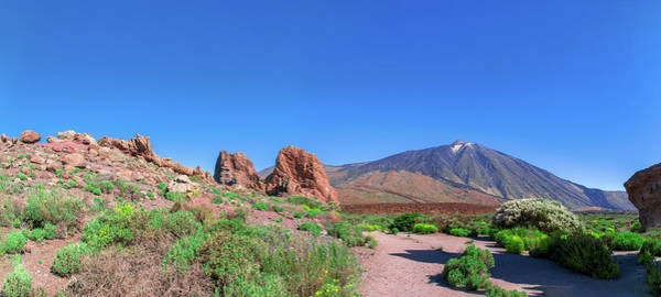 Photograph - On The Way To Mount Teide by Sun Travels