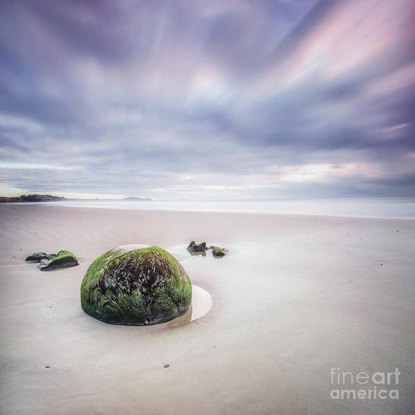 Low Tides Photograph - Once Upon A Tide by Evelina Kremsdorf