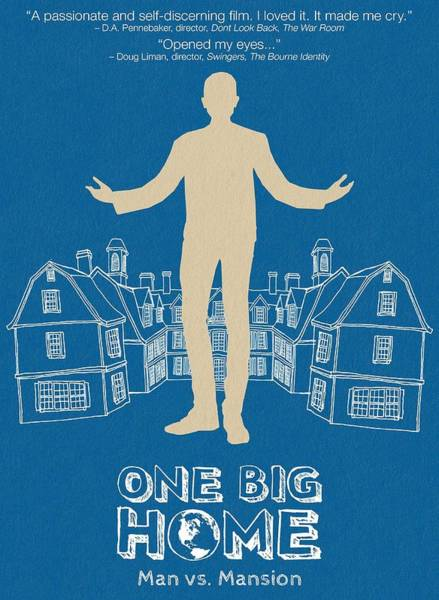 Wall Art - Digital Art - One Big Home by Geek N Rock