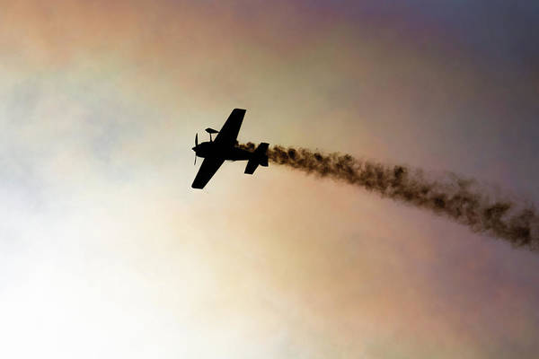 Photograph - One Design Silhouette At Raf Cosford 2019 by Scott Lyons