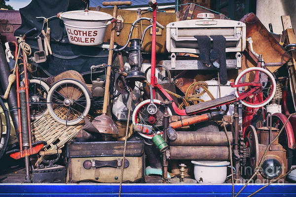 Photograph - One Mans Junk by Tim Gainey