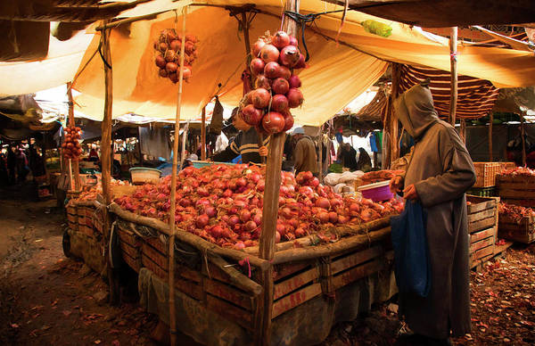 Photograph - Onion Buyer by Jessica Levant