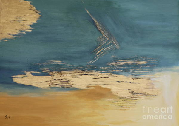 Wall Art - Mixed Media - Only The Sky Is The Limit by Christiane Schulze Art And Photography