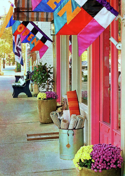 Photograph - Open For Business by Kathi Mirto